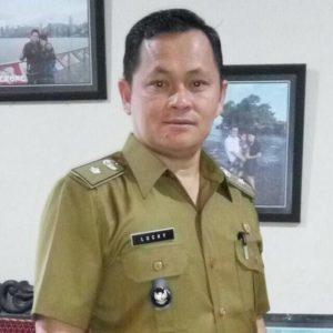 Lucky Kasenda, SE - Hukum Tua/Kepala Desa Kanonang Satu