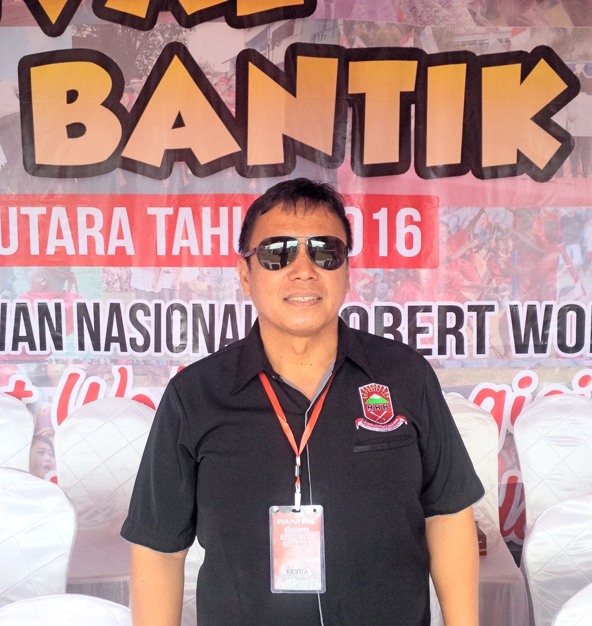 Drs. Reno Bangkang, MSi