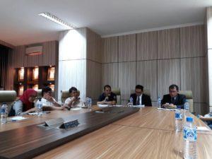 Suasana diskusi yang digelar selenggarakan oleh AIPI