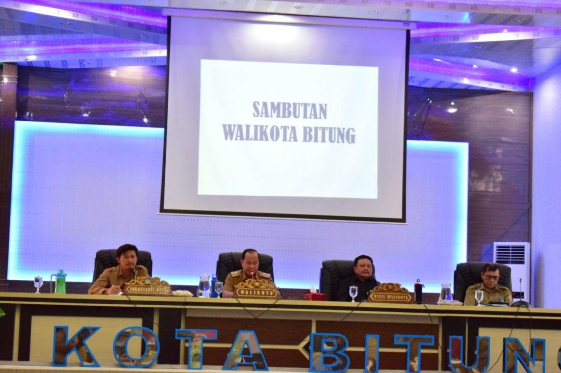 KPHK Tangkoko 'Dihias' Sambut Presiden Jokowi