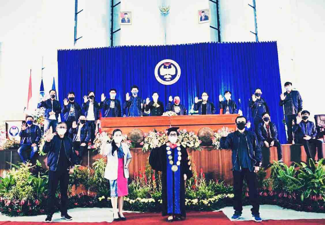Gubernur OD dan Rektor JPAR Sama-sama Ingin Bersinergi