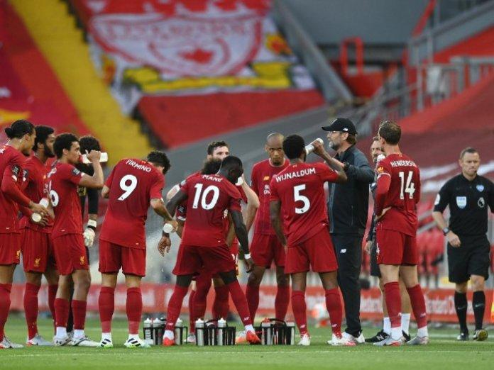 Penantian 30 Tahun Akhirnya Liverpool Juara Liga Inggris