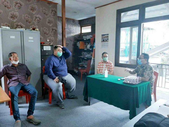 KAKI Konsultasi Ke Bawaslu Keputusan KPU Manado