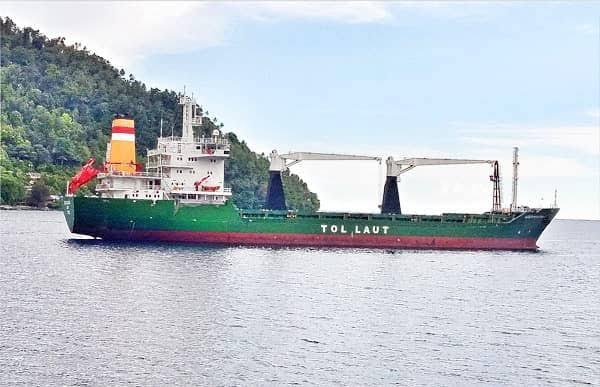 Sulut Raih Penghargaan Operator Terbaik Operasional Angkutan Logistik Tol Laut