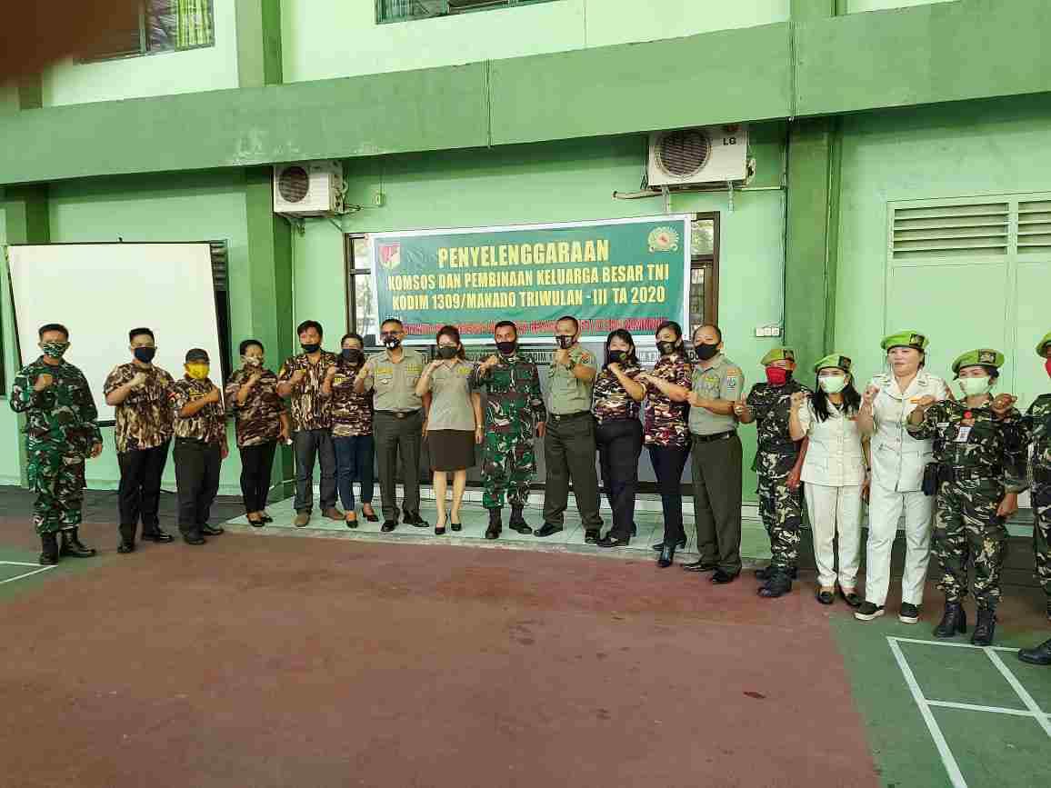 Aksi Nyata Bela Negara KBT TNI di Era Kekinian