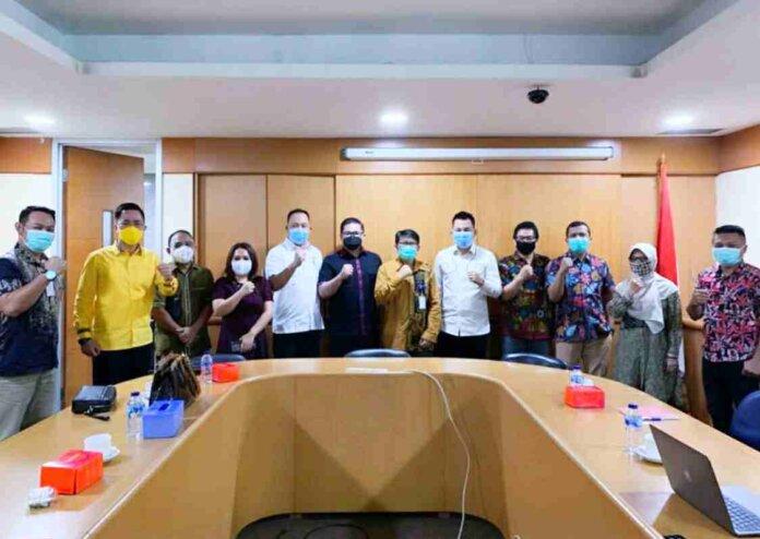 Billy Lombok Cs Perjuangkan Keringanan Uang Kuliah Mahasiswa