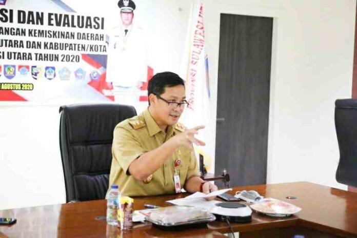 Wagub Kandouw Ingatkan Tanggulangi Kemiskinan Harus Holistik