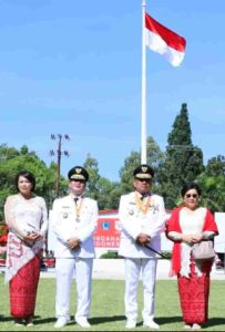 HUT Kemerdekaan RI ke 75 Bangkitkan Spirit Patriotisme di Tengah Pandemi Covid 19
