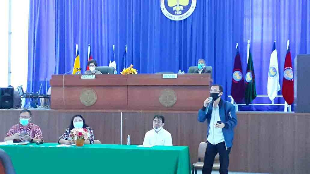 19 Agustus 2020 Pemilihan Rektor Unima Periode 2020-2024