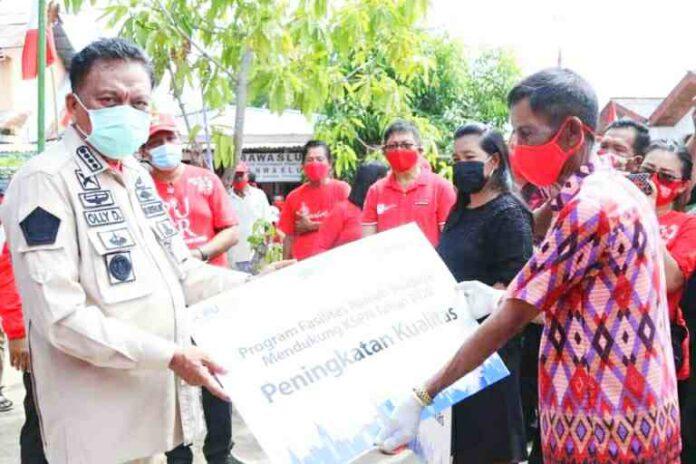 Sulut Penerima Pertama Program Pembangunan Homestay di Kawasan Pariwisata