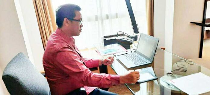 Wagub Kandouw Apresiasi Telkomsel Sediakan Kuota Internet 10 GB Rp 10 Atasi Kendala Belajar Online
