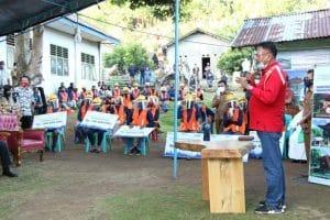 Gubernur Olly Letakan Batu Pertama Pembangunan Sarhunta di KSPN Manado-Likupang