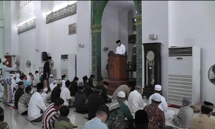 Gubernur Olly Ucapkan Selamat Hariraya Idul Adha 1441 H