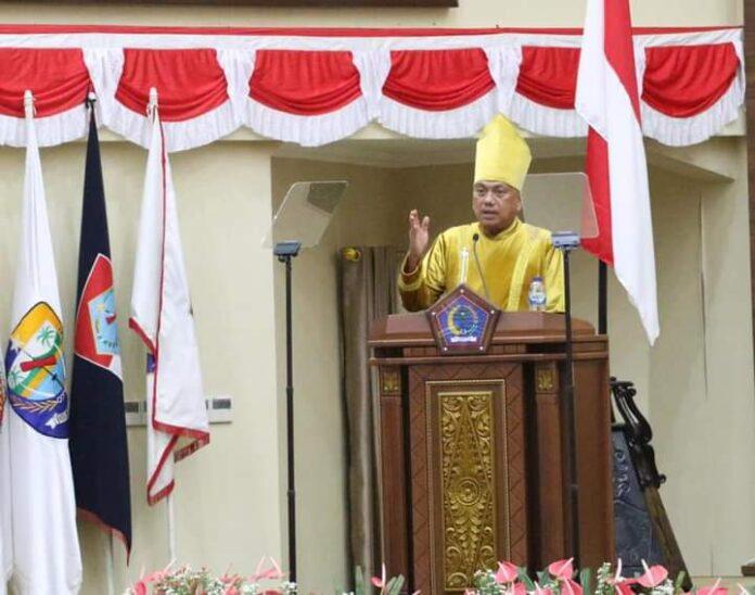 Gubernur Olly Siap Wujudkan Sulut Pintu Gerbang Pasifik