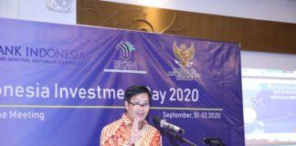 Dihadapan Investor Singapura Wagub Kandouw Beber Potensi Sulut
