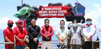 Mangatasik Underwater Photo Competition Event Pariwisata di Era New Normal