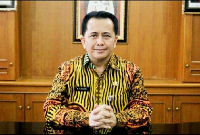 Ini Profil Pjs Gubernur Sulut Agus Fatoni