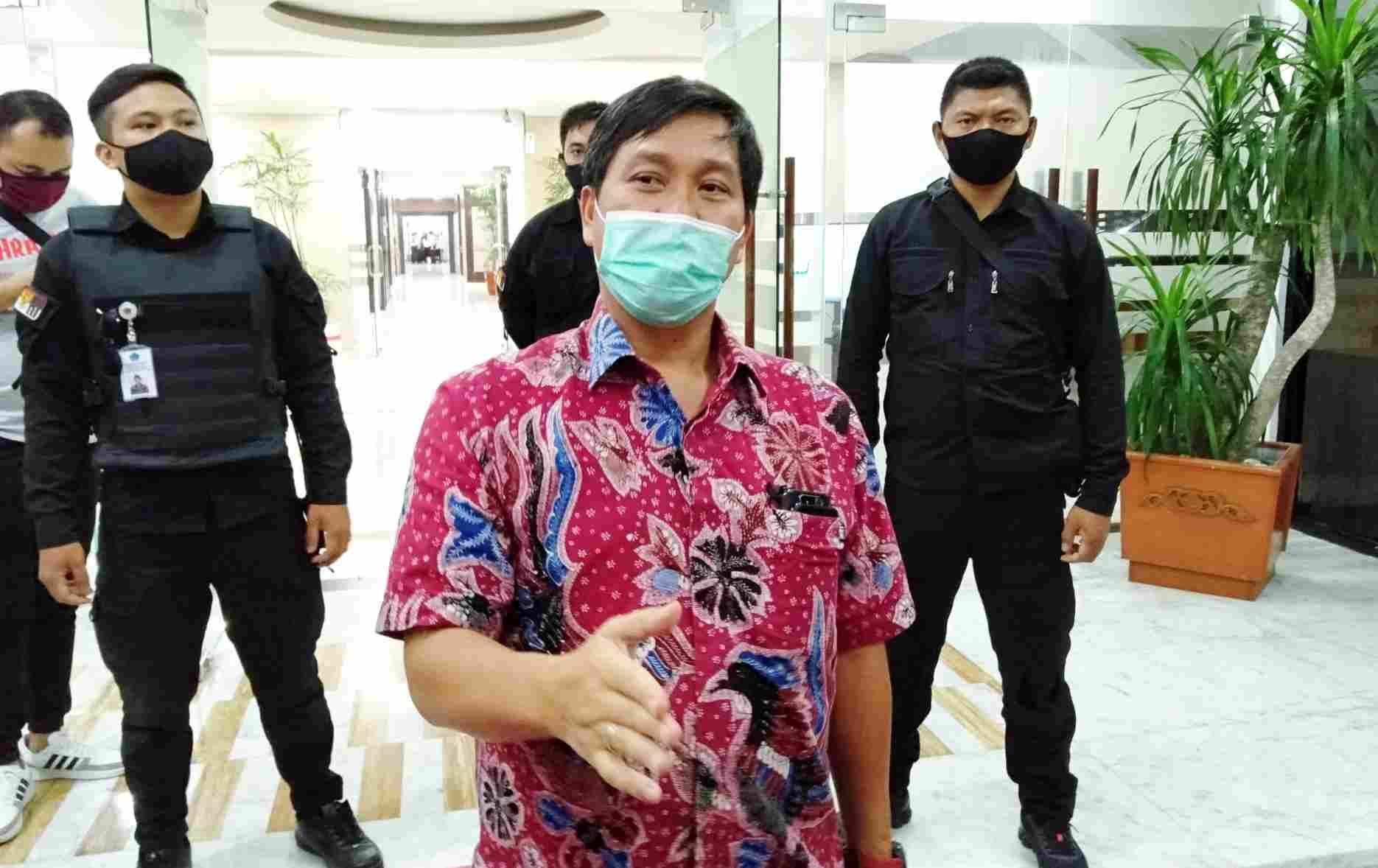 Wagub Kandouw Minta Perangkat Daerah Dukung Kerja Pjs Gubernur Sulut Agus Fatoni