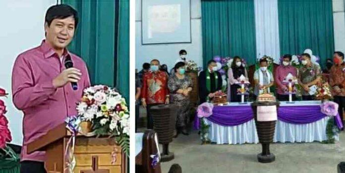 Pnt Steven Kandouw: Peran Gereja Diantaranya Menjaga Persatuan dan Kesatuan