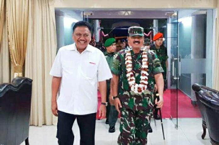 Olly: TNI Selalu di Hati Masyarakat Sulut