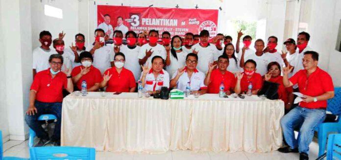 Relawan Sahabat Olly-Steven Karamando Wilayah Tagulandang Biaro Optimistis Menangkan OD-SK