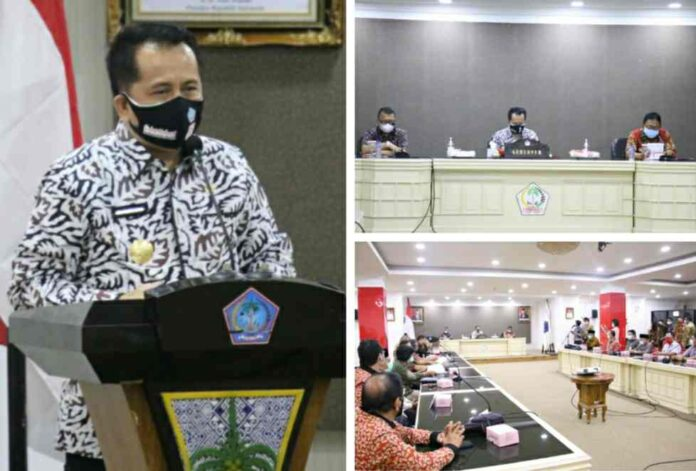 Peran FKUB dan BKSAUA dalam Menjaga Kerukunan Umat Beragama di Sulut Diapresiasi Pjs Gubernur Agus Fatoni