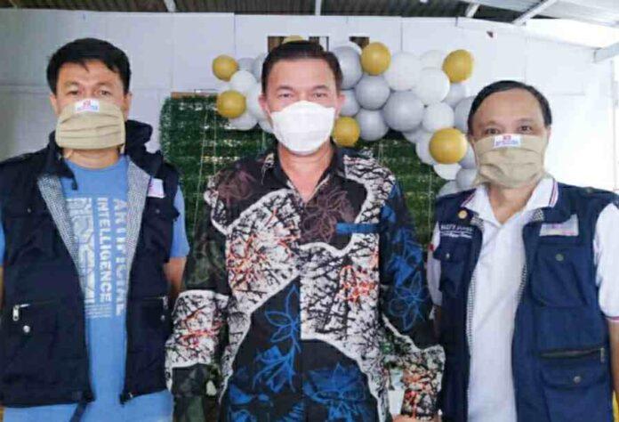Bendum Alvy Pongoh Bentuk DPD Rumah SandiUno Indonesia Kota Bitung