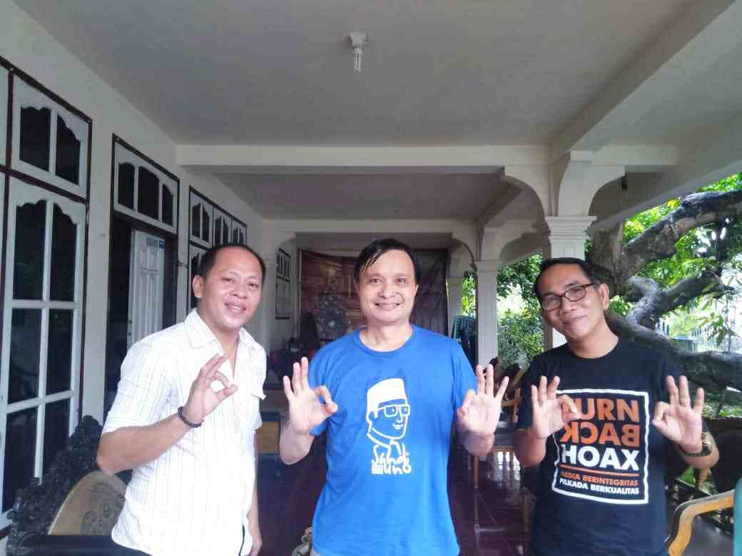 Rumah Sandiuno Indonesia Minsel Konsolidasi ke Bendum RSI
