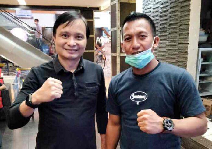 Rumah Sandiuno Indonesia Bolmong Konsolidasi bersama Bendum RSI