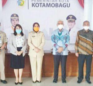 Rekening RKUD Pemkot Kotamobagu Kembali ke Bank SulutGo