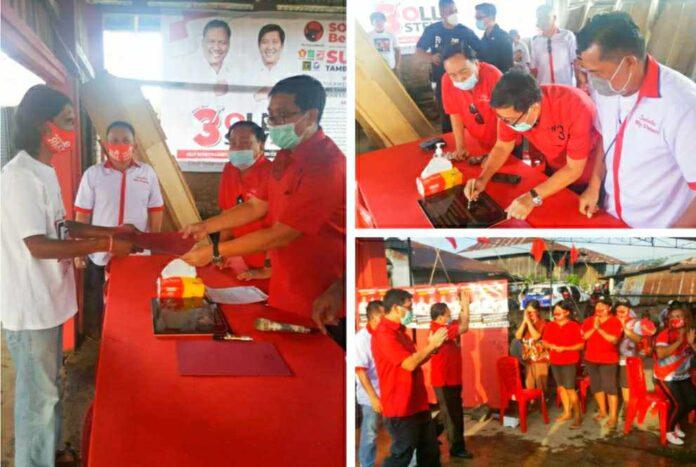 Cawagub Steven Kandouw Resmikan BLK Pemuda Banteng