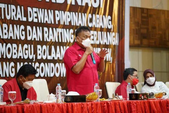 PDI Perjuangan Sulut Siap Sapu Bersih Pilkada 2020
