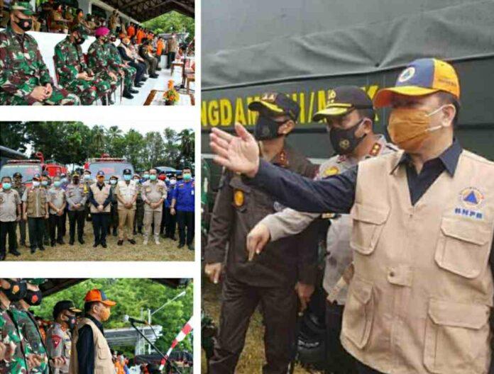 Begini Ajakan Pjs Gubernur Fatoni pada Apel Kesiapsiagaan Penanggulangan Bencana