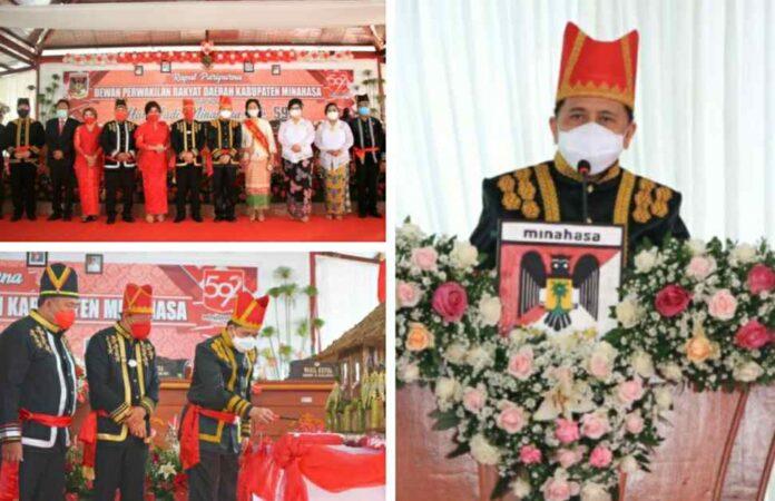 Minahasa mampu mengiringi Pembangunan Daerah dengan Perkembangan Jaman