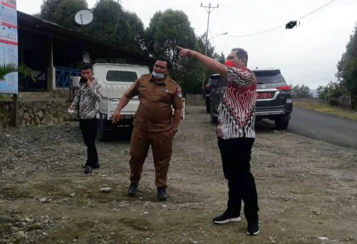 Ini yang Dilakukan Pjs Bupati Boltim Christiano Talumepa di Desa Kokapoy