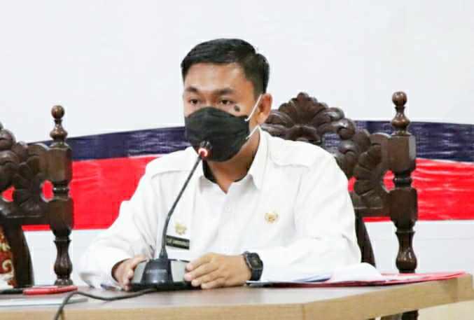 Pjs Bupati Minut Clay Dondokambey Ungkap Siltap Telat Dibayar Karena Miss Manajemen Kas