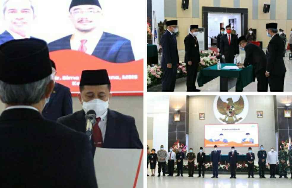 Dedi Hardi Kepala Kanreg XI BKN Manado