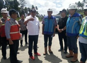 Lima Tahun Pemprov Sulut Berhasil Bangun Sejumlah Proyek Infrastruktur Strategis