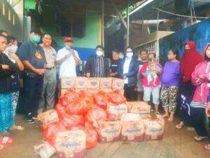 Unima Bantu Korban Bencana Alam Manado