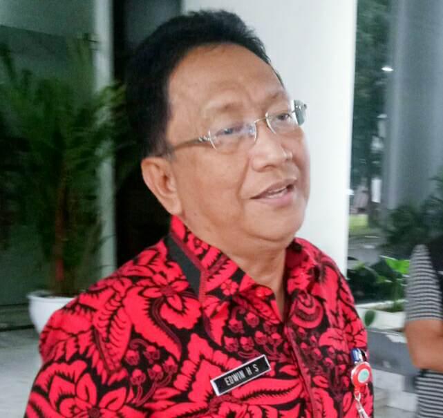 Edwin Silangen PLH Gubernur Sulut