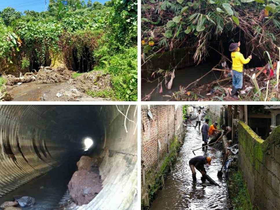 Diduga Gorong-Gorong Ring Road Sumber Bencana di Taas dan Tingkulu