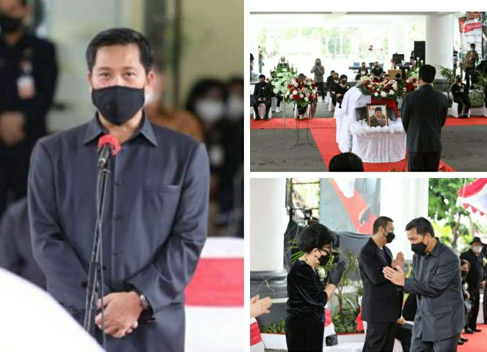 Kami tidak dapat melupakan Jasa Besar Almarhum SHS