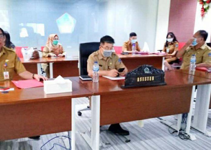 Pemprov Sulut dan KPK Bersinergi Dukung Percepatan Sertifikat Aset Pemda