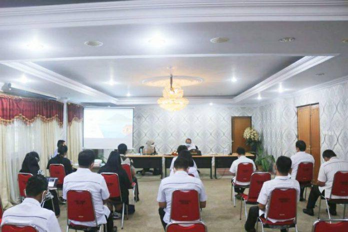 Terkait Penyusunan Naskah Akademik dan Draf RUU Provinsi Sulut