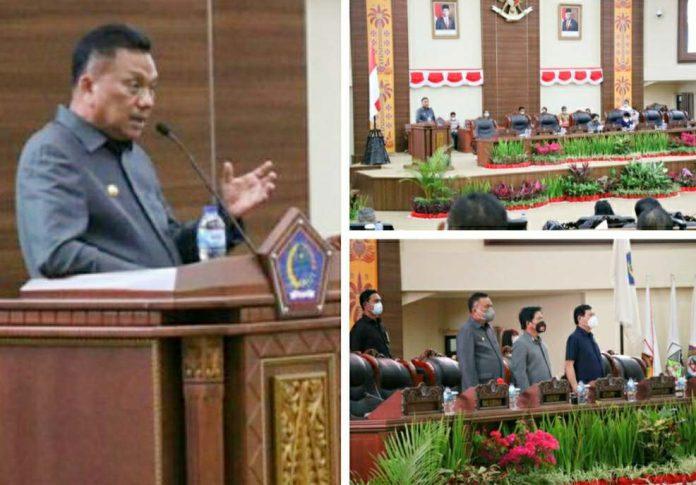 Gubernur Olly Optimis Pertumbuhan Ekonomi Sulut 2021 Berlangsung Positif