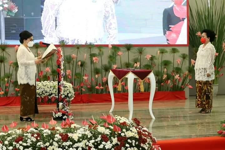 Gubernur Olly Lantik Mantiri-Honandar Walikota-Wawali Bitung 2021-2024