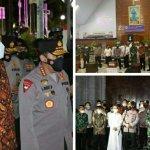 Gubernur Olly Dampingi Kapolri Pantau Pengamanan Perayaan Jumat Agung dan Paskah di Sulut