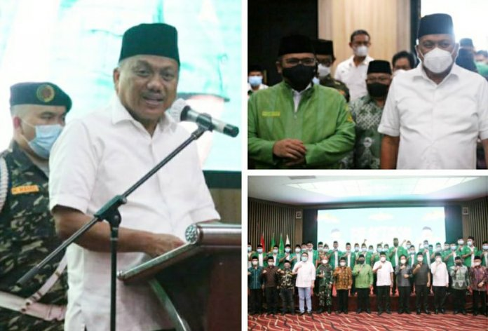 Gubernur Olly Ungkap GP Ansor Berperan di Garis Depan Jaga Kerukunan di Sulut