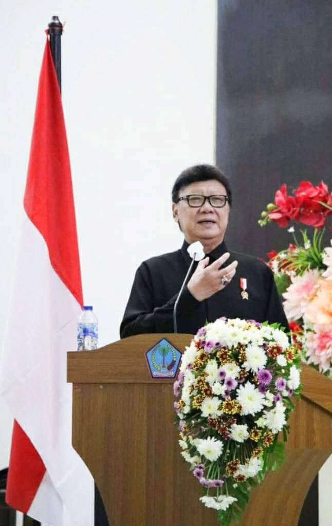 Pemprov Sulut Fokus Penyederhanaan Birokrasi