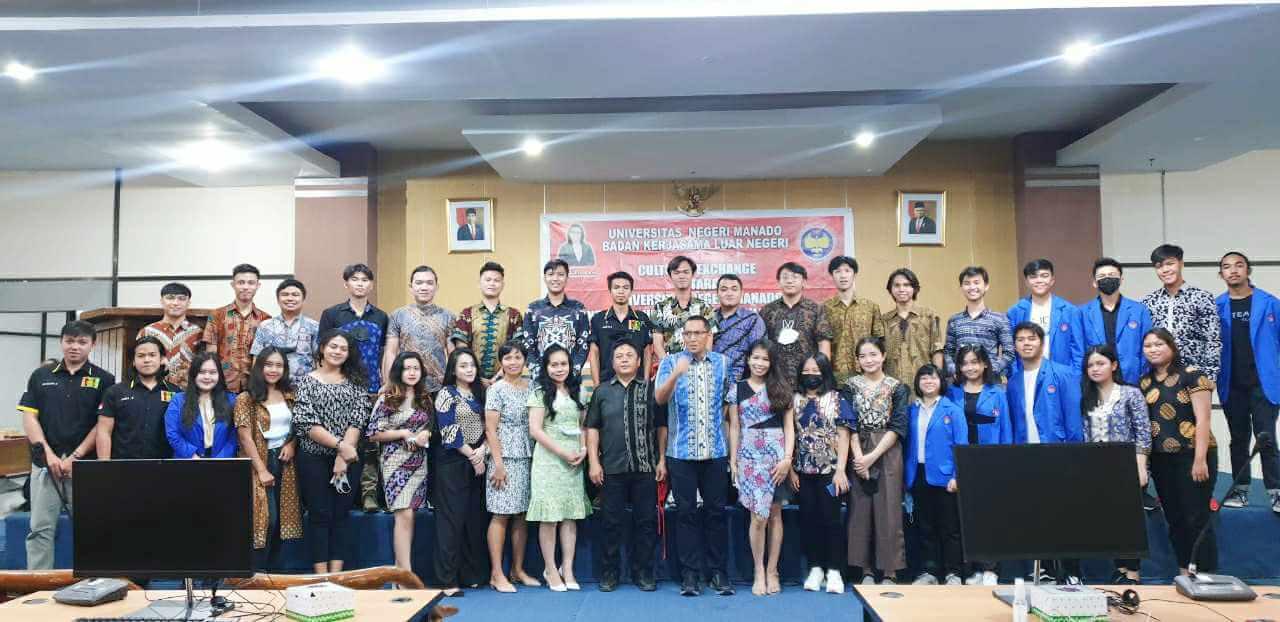 Unima Wakili Indonesia Bahas Cultural Exchange dengan University of the Philippines dan Universidad Adventista de Bolivia